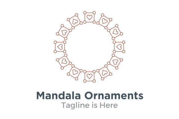 Mandala Ornaments Geometric Graphic Crafts By Acongraphic