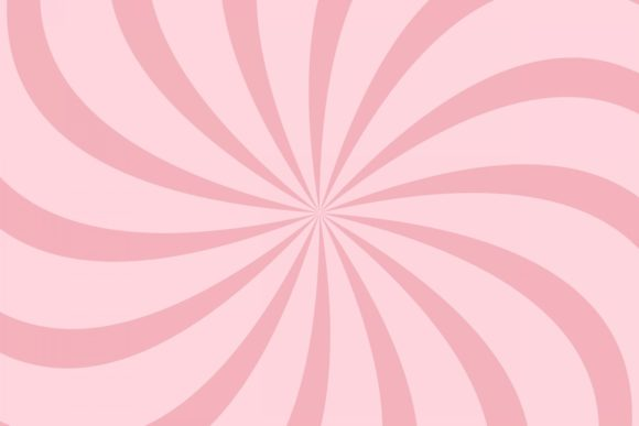 Pink Abstract Swirl Background Graphic Backgrounds By davidzydd