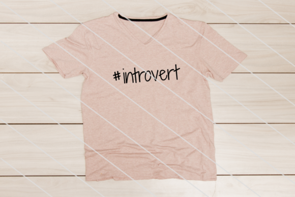 Print on Demand: #introvert Graphic Crafts By Amy Anderson Designs
