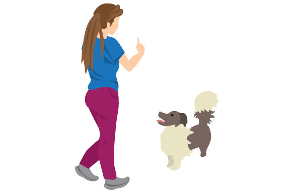 Download Free Dog Obedience Training Svg Cut File By Creative Fabrica Crafts for Cricut Explore, Silhouette and other cutting machines.