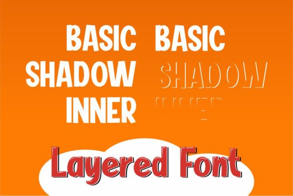 Print on Demand: Bimbey Display Font By DUMADI - Image 4