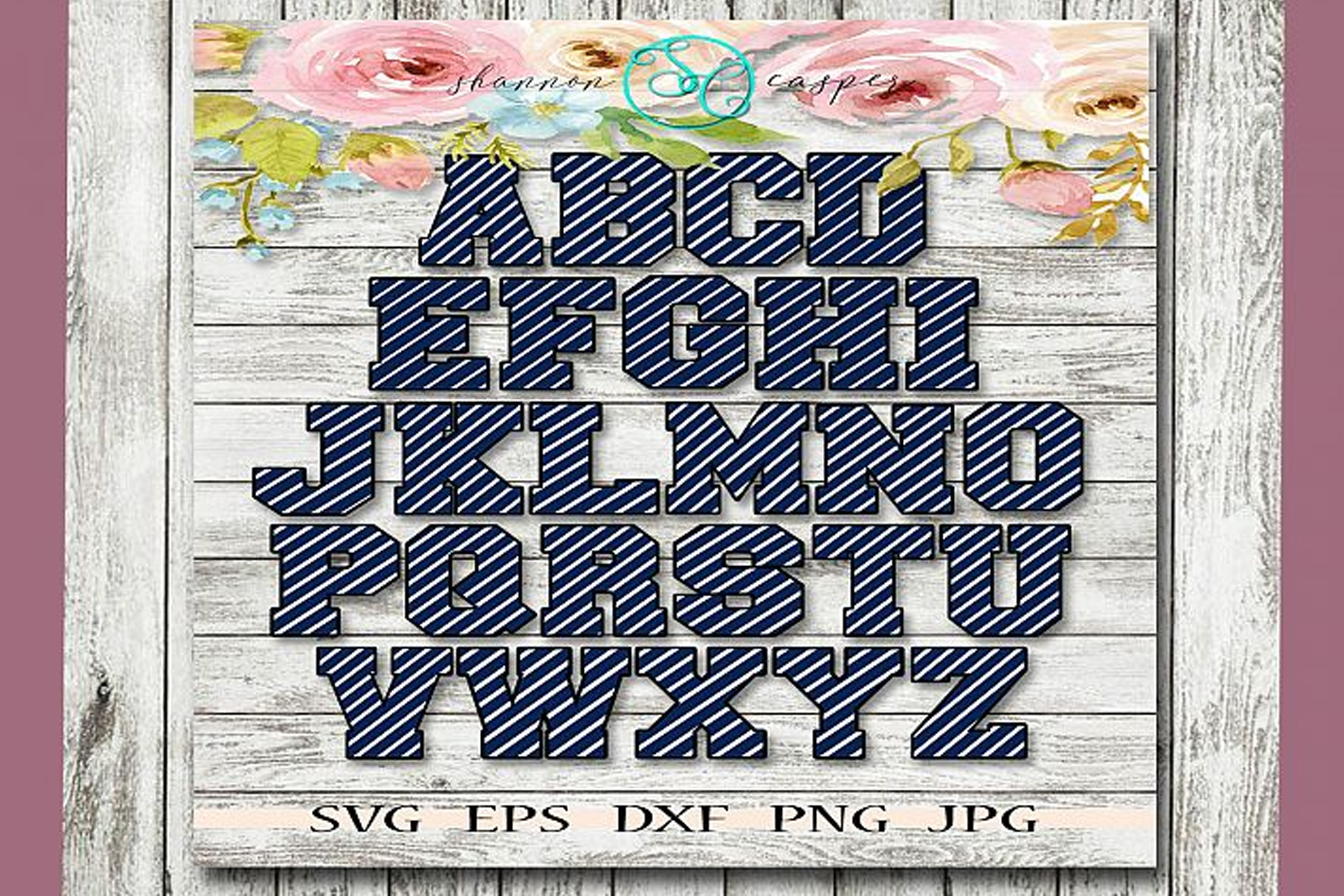 Download Free Chuncky Letters And Numbers Graphic By Shannon Casper Creative for Cricut Explore, Silhouette and other cutting machines.