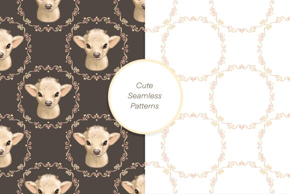 Cute Cow Graphic Illustrations By NataliMyaStore - Image 3
