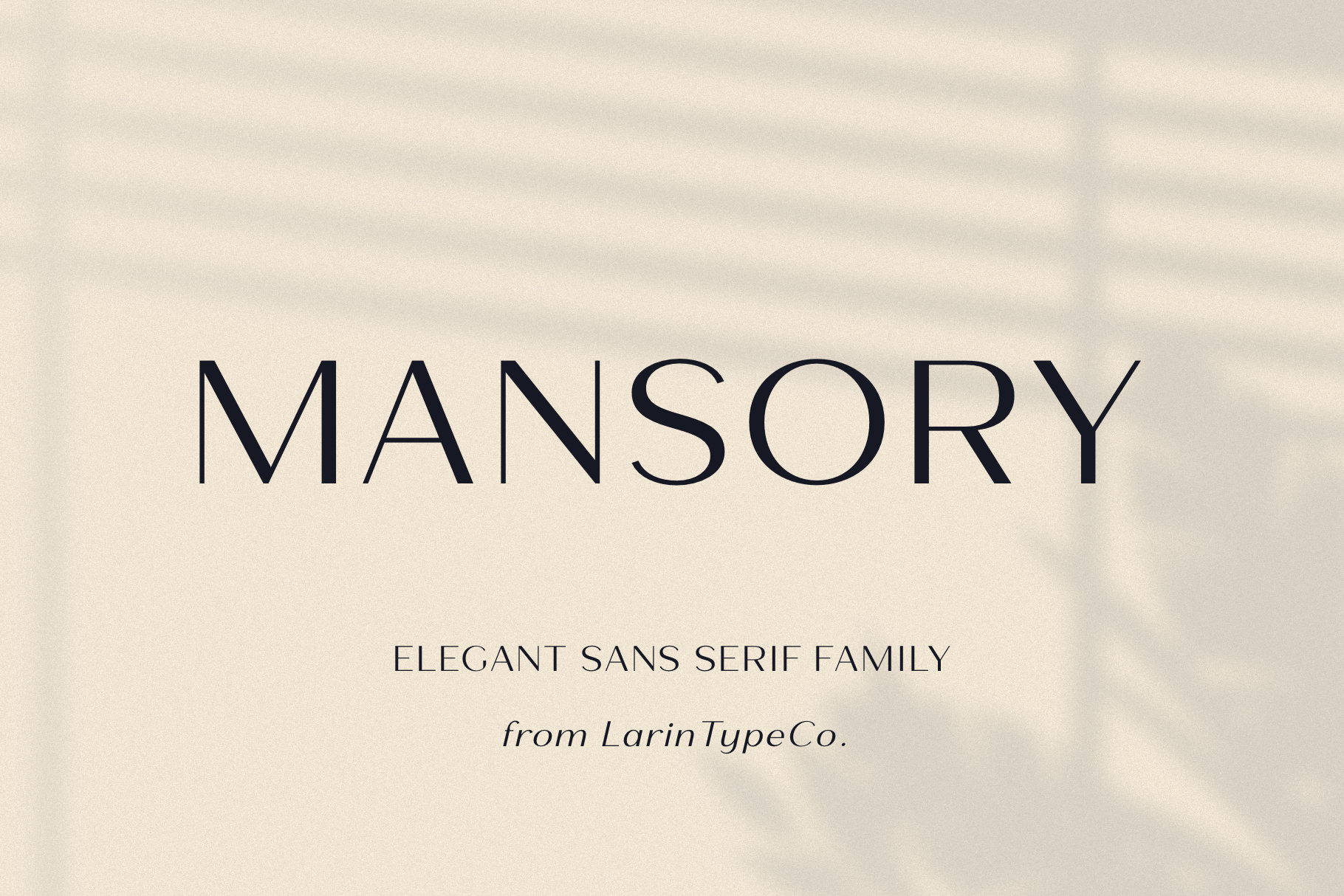 Download Free Mansory Font By Pasha Larin Creative Fabrica for Cricut Explore, Silhouette and other cutting machines.