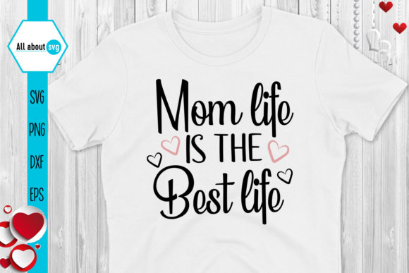 Download Free Mom Quotes Graphic By All About Svg Creative Fabrica for Cricut Explore, Silhouette and other cutting machines.