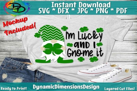 Print on Demand: St Patricks Day Graphic Crafts By dynamicdimensions