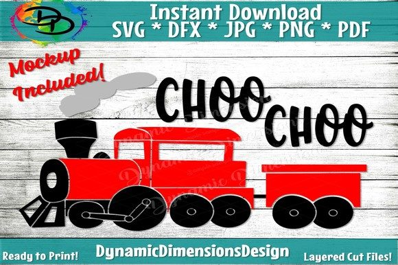 Download Free Train Clipart Graphic By Dynamicdimensions Creative Fabrica for Cricut Explore, Silhouette and other cutting machines.