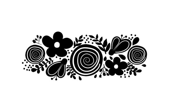 Download Free Flower Crown Svg Cut File By Creative Fabrica Crafts Creative for Cricut Explore, Silhouette and other cutting machines.