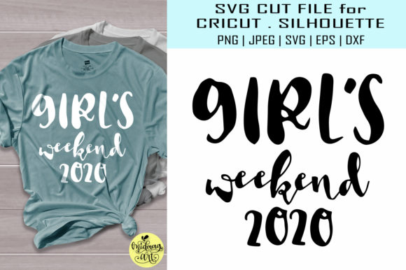 Download Free Girls Weekend Girls Vacation Graphic By Midmagart Creative Fabrica for Cricut Explore, Silhouette and other cutting machines.