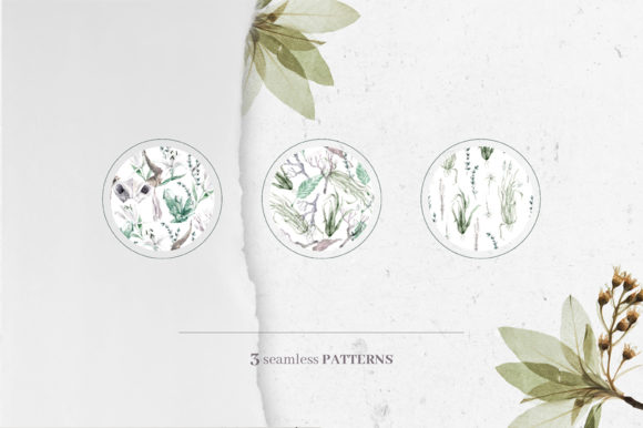 Print on Demand: Gloomy Fairytale Graphic Collection Graphic Objects By dinkoobraz - Image 12