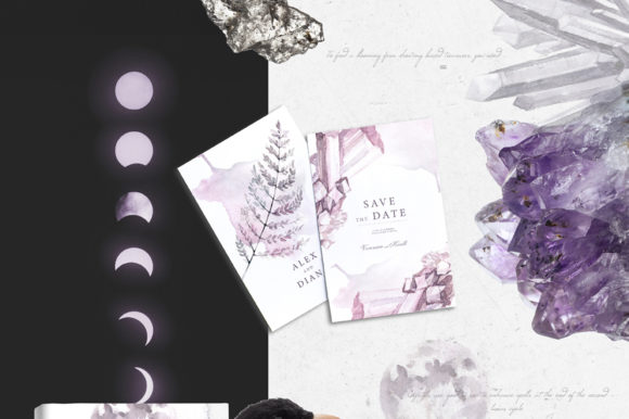 Print on Demand: Gloomy Fairytale Graphic Collection Graphic Objects By dinkoobraz - Image 13