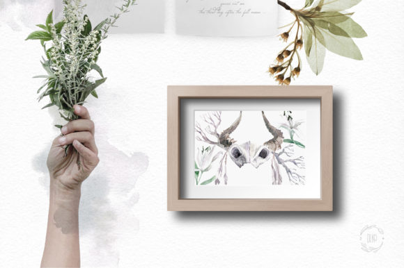Print on Demand: Gloomy Fairytale Graphic Collection Graphic Objects By dinkoobraz - Image 9