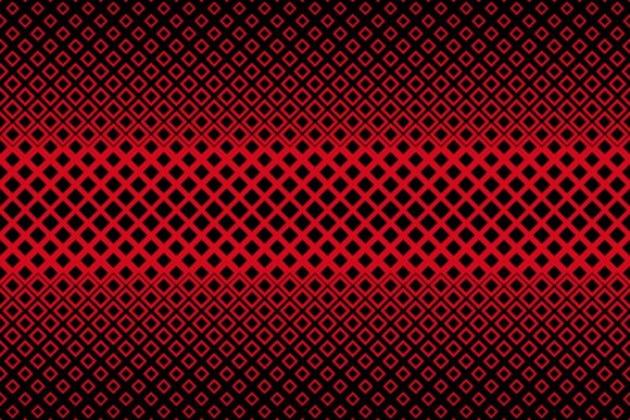 Download Free Halftone Red Square Pattern Graphic By Davidzydd Creative Fabrica for Cricut Explore, Silhouette and other cutting machines.