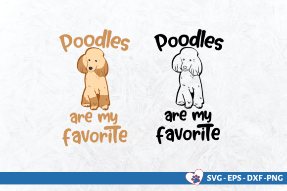 I Love My Dog Bundle Graphic Crafts By Graphipedia - Image 5