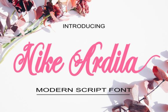 Download Free Adelia Pasha Font By Bot Kerling Creative Fabrica SVG Cut Files