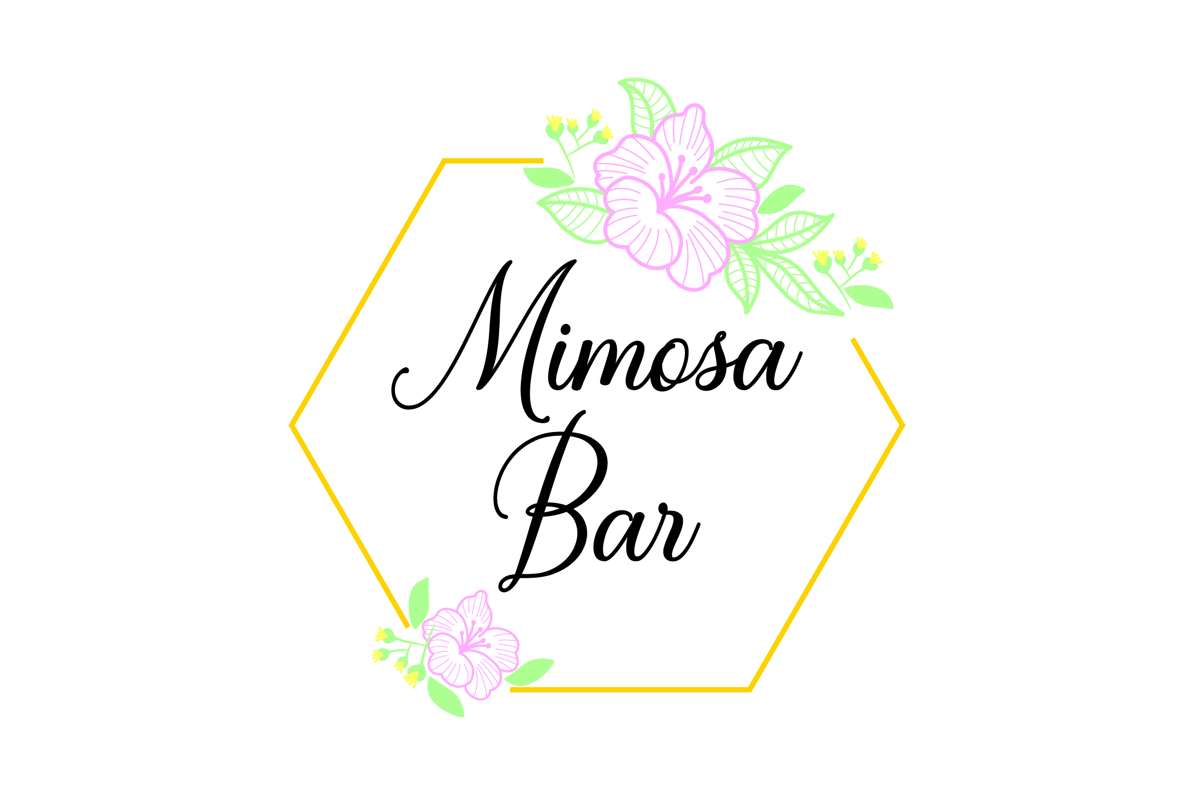 Download Free Mimosa Bar Svg Cut File By Creative Fabrica Crafts Creative for Cricut Explore, Silhouette and other cutting machines.