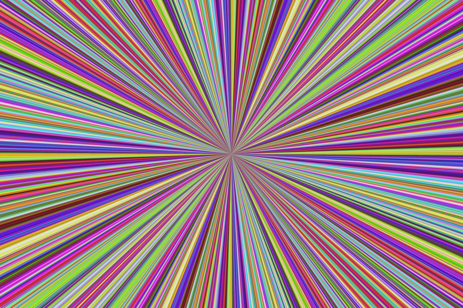 Download Free Multicolored Ray Burst Background Graphic By Davidzydd for Cricut Explore, Silhouette and other cutting machines.