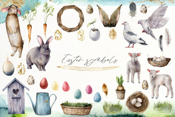 Spring Song Graphic Collection Graphic Illustrations By y.derbisheva - Image 11