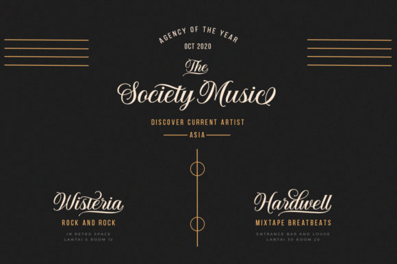 Print on Demand: Solistaria Script & Handwritten Font By Great Studio - Image 10