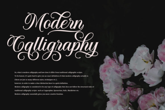 Print on Demand: Solistaria Script & Handwritten Font By Great Studio - Image 6
