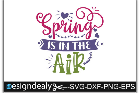 Print on Demand: Spring Quotes Bundle Graphic Print Templates By Designdealy.com - Image 11