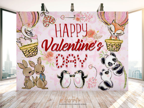 Love Clip Art (Wedding & Valentine's Day) Graphic Illustrations By Hippogifts - Image 11