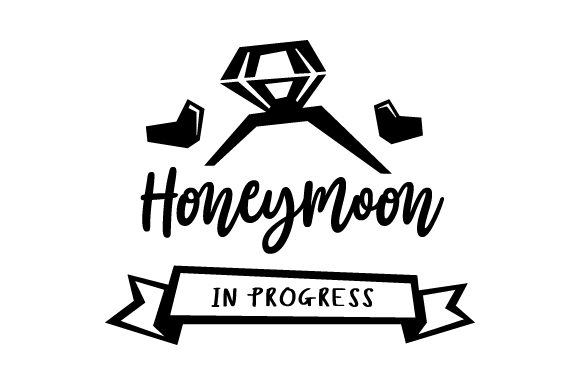Download Free Honeymoon In Progress Svg Cut File By Creative Fabrica Crafts for Cricut Explore, Silhouette and other cutting machines.