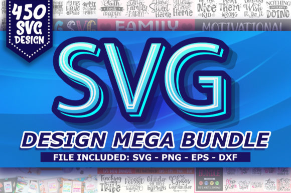 Download Free 450 Design Mega Bundle Graphic By Orindesign Creative Fabrica SVG Cut Files