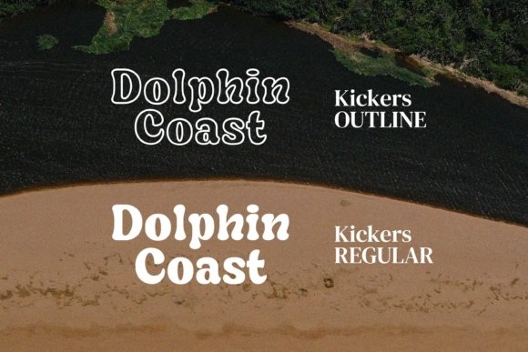 Print on Demand: Kickers Display Font By Fype Co. - Image 8