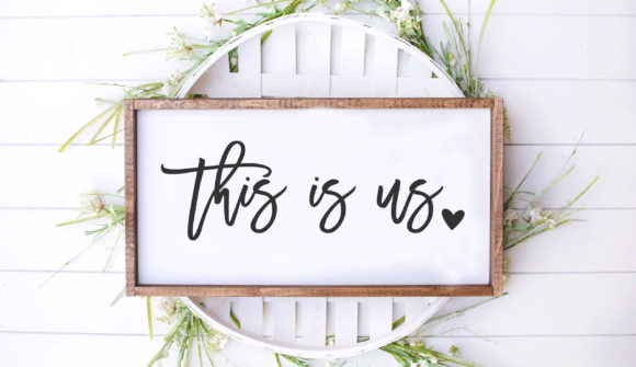 This is Us Graphic Crafts By svgmamashop