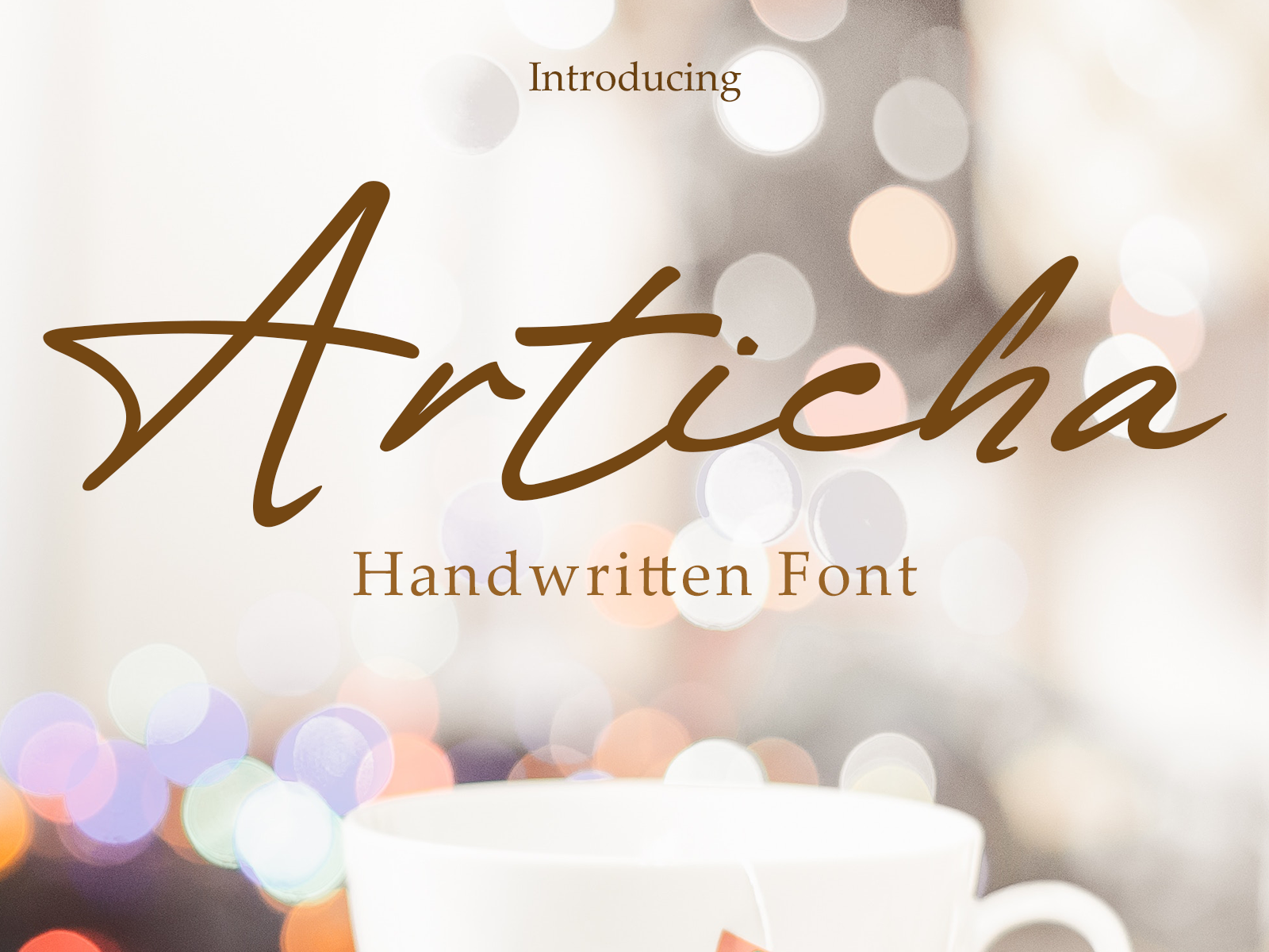 Download Free Articha Font By Fontkong Creative Fabrica for Cricut Explore, Silhouette and other cutting machines.