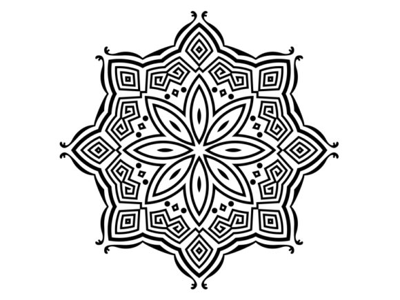 Print on Demand: Beautiful Mandala Design 160 Graphic Coloring Pages & Books Adults By ermannofficial