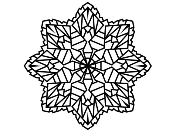 Print on Demand: Beautiful Mandala Design 177 Graphic Coloring Pages & Books Adults By ermannofficial