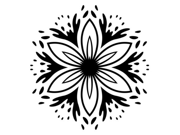 Print on Demand: Beautiful Mandala Design 180 Graphic Coloring Pages & Books Adults By ermannofficial