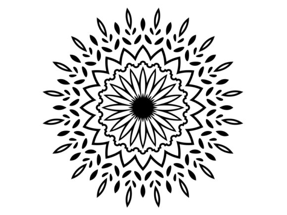 Print on Demand: Beautiful Mandala Design 181 Graphic Coloring Pages & Books Adults By ermannofficial