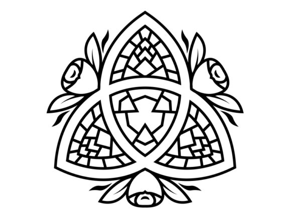 Print on Demand: Beautiful Mandala Design 193 Graphic Coloring Pages & Books Adults By ermannofficial