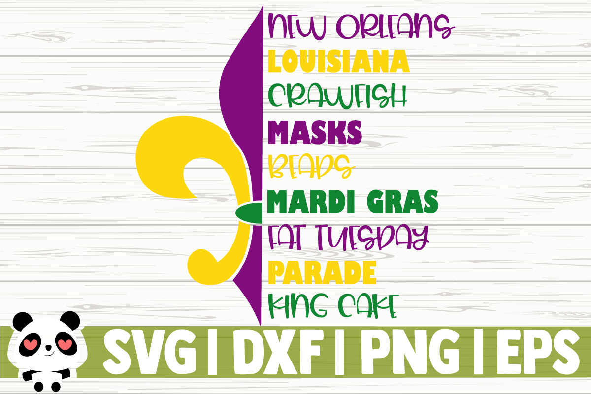 Download Free Mardi Gras Masks Breads Fat Tuesday Graphic By for Cricut Explore, Silhouette and other cutting machines.