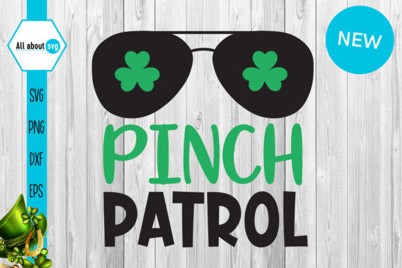 Download Free Pinch Patrol Grafico Por All About Svg Creative Fabrica for Cricut Explore, Silhouette and other cutting machines.