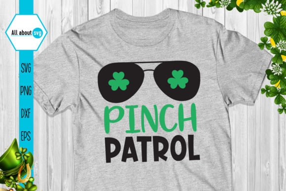 Pinch Patrol Grafico Por All About Svg Creative Fabrica