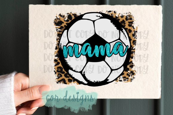 Print on Demand: Soccer Mama Graphic Crafts By designscor