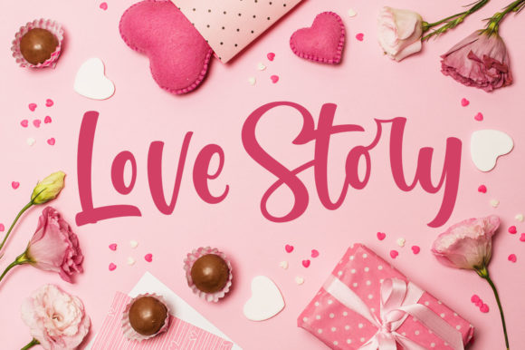 Download Free Sugar Charm Font By Kotak Kuning Studio Creative Fabrica for Cricut Explore, Silhouette and other cutting machines.