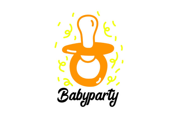 Babyparty Germany Craft Cut File By Creative Fabrica Crafts
