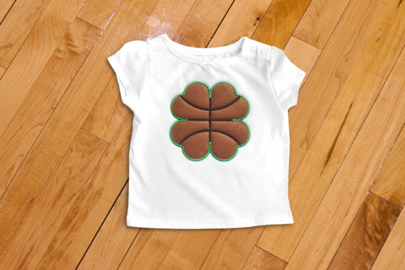 Download Free March Madness Clover Basketball Applique Creative Fabrica for Cricut Explore, Silhouette and other cutting machines.