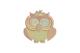 Owl Birds Embroidery Design By Embroidery Designs