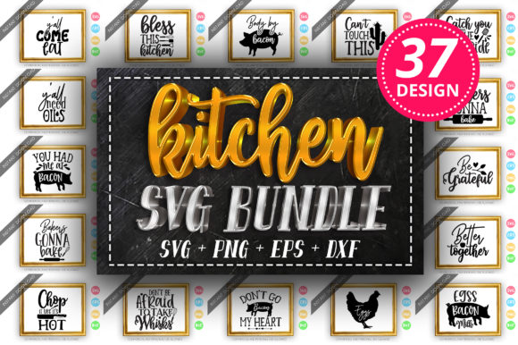 Download Free Design Big Bundle Graphic By Designfarm Creative Fabrica for Cricut Explore, Silhouette and other cutting machines.
