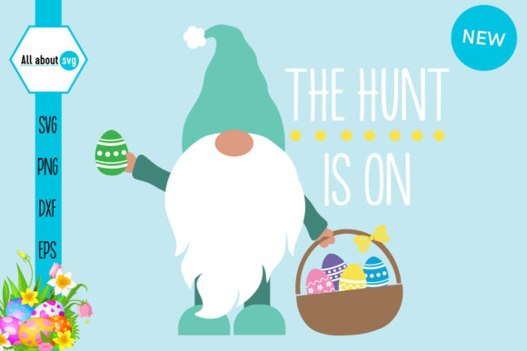 The Hunt is on Graphic Crafts By All About Svg