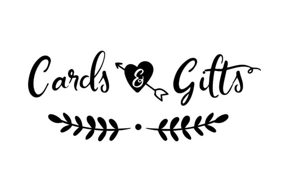 Cards & Gifts Boda Archivo de Corte Craft Por Creative Fabrica Crafts