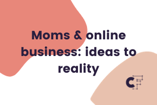 Download Free Moms Online Business Ideas To Reality Creative Fabrica for Cricut Explore, Silhouette and other cutting machines.