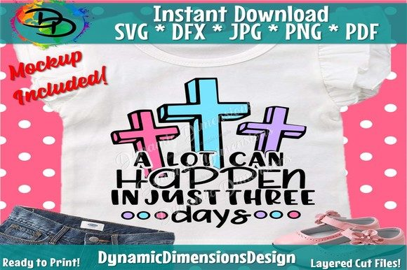 Print on Demand: A Lot Can Happen in Just 3 Days Graphic Crafts By dynamicdimensions