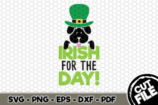 Download Free Irish For The Day Dog Bandana Graphic By Svgexpress Creative for Cricut Explore, Silhouette and other cutting machines.